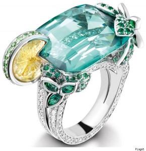 Piaget's Mojito ring