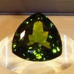 Peridot, 100.15 carats, Pakistan