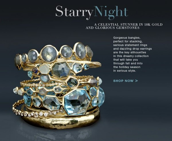 Starry Night collection by Ippolita