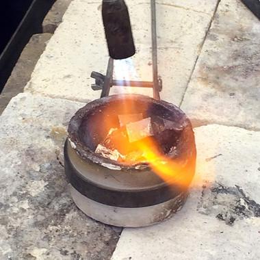 Heating, heating, heating...